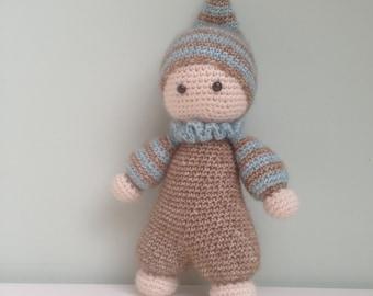 Cuddly Baby - Lilleliis