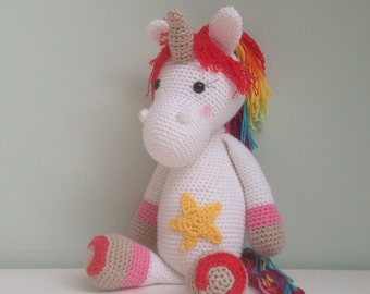 Unicorn Emmie - My Krissie dolls