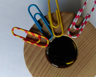 Magnetic Pen, Pencil & Paperclips holder