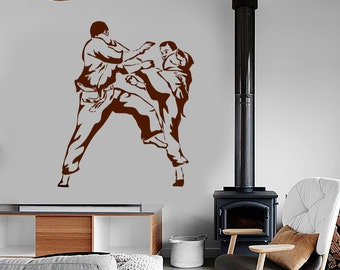 D coration chambre karat for Decoration chambre karate