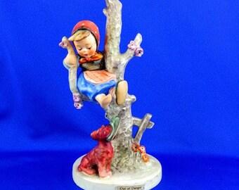 1950's Out of Danger Hummel Figurine