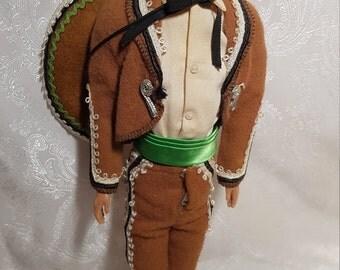 Vintage Ken from Ken in Mexico, 1964