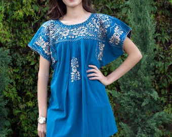 Patricia embroidered blouse