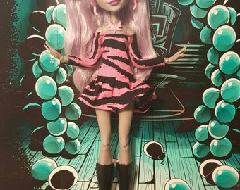 Freaky Fun, Monster High Doll Clothes