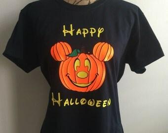 Happy Halloween Shirt, Disney Halloween Shirt, Halloween shirt, Halloween Shirt