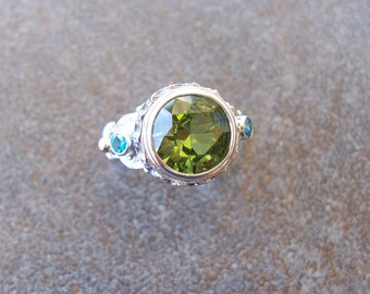 Gorgeous Victorian style hand made ring