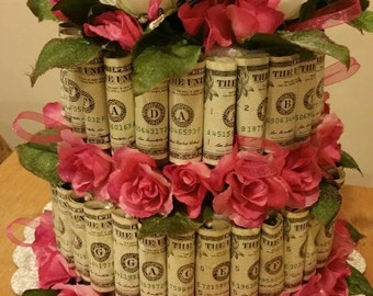 Cake Made of Money!