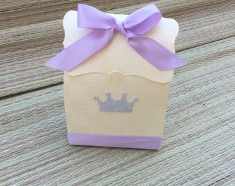 10 Princess Sofia The First Birthday Candy Bags/birthday Party First  Birthday/Sofia Birthday