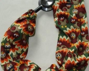 Turkey Stethoscope Cover/Scope Coat