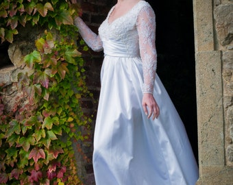 Eloise Vintage Wedding Dress
