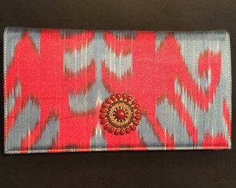 bag/purse/ikat bag/ikat purse/ethnic bag/ ethnic purse/boho style purse/chain clutch/purse shoulder bag/top selling bag/ design style bags