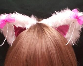 Princess Bell Kitten Ears