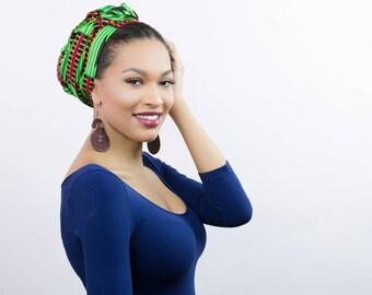 African head wrap, Kente head wrap, Kente headwrap, African clothing, African print fabric, Kente fabric, Kente, Head wraps, Ankara fabric
