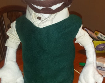 Personalized, custom puppet