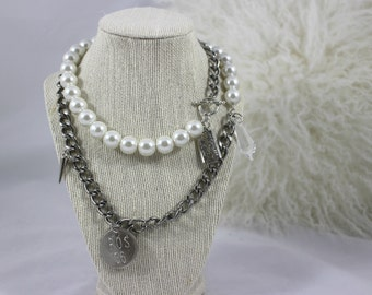 2-Way Long-Short Necklace