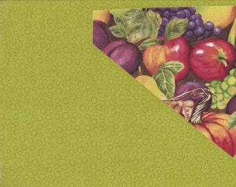 Bear Essentials - Per Yd - P&B Textiles -  Green - Color # 00663