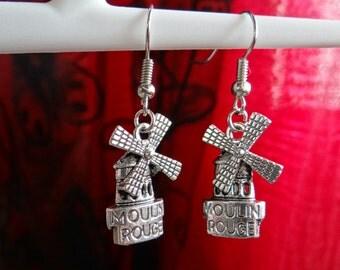 Earrings Moulin Rouge
