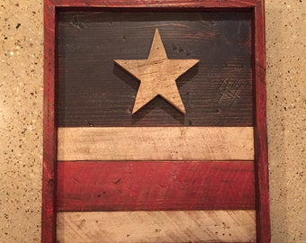 Rustic Americana Wall Decor