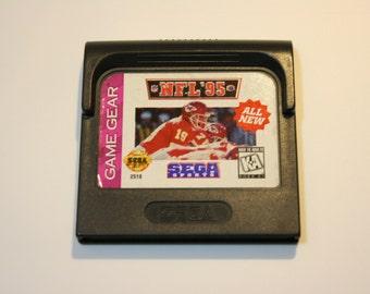 NFL '95 Sega Game Gear