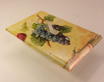 The Vineyard Switch Plate Cover - Single - Grapes Switchplate