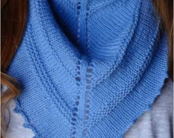 BLUE RIDGE SHAWL