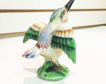 PY JAPAN -Vintage Ceramic Humming Bird #71