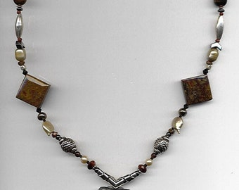 Petersite Necklace NECKL153