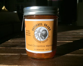 Sweet Clementine Marmalade
