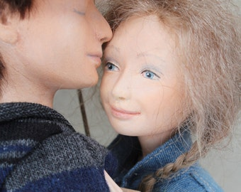 """Author Doll """"for two!"""""""