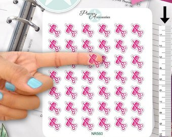 Clear Hair Stickers Hair Cut Stickers Scissors Stickers Planner Stickers Erin Condren Functional Stickers Decorative Stickers NR560