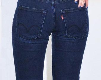 Vintage Levi's regular waist jeans