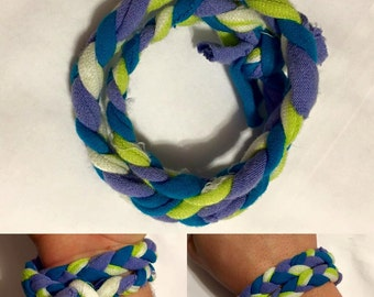 Double Braided Bracelet