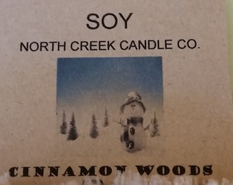 Special Cinnamon Woods 1 melt and 1 T lite TAKE20ONSOY coupon.  20% off