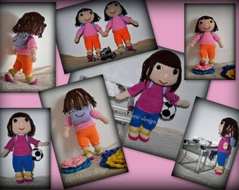 Doro doll Pattern