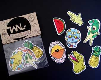 Stickers pack TANG #1