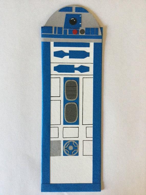 R2D2 Bookmark