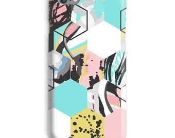 Abstract iPhone Case, turquois iphone case, bohemian iphone 6 case, Mosaic iphone 6 case, Cool iphone 6s case, Awesome iphone case