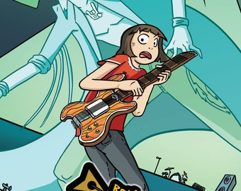 Rock Mary Rock Issue 1