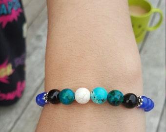 Ocean Stone Bracelet