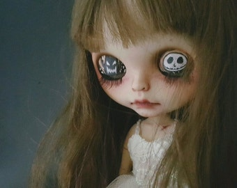 """2nd payment for Ms Emily,Abused """"Xiu Xiu""""Ooak Blythe custom doll"""