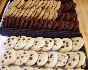 COOKIES 1 dozen homemade cookies, (23sweets)/baked goods/christmas cookies/food gifts/home baked/sweet/wedding favours/party favours