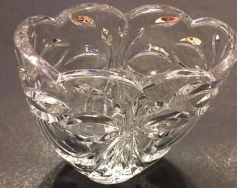 Vintage Mikasa Crystal Vase