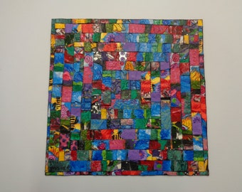 Patched Quilt II