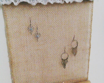 Jewelry Box On A Wall