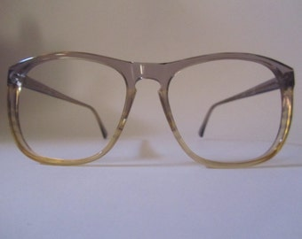 Vintage glasses frame mod 70/80 years Neometal 2 891 1616 55 new new