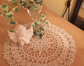 Hand made crocheted Doilies