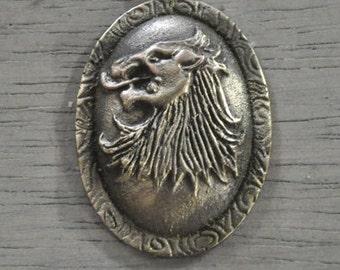 Cersei Lannister inspired pendant