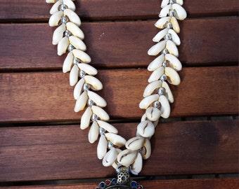 Vintage Tribal Kuchi Choker necklace