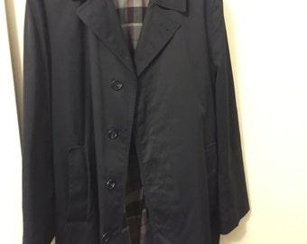 Avant Garde Blue Overcoat
