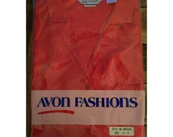 Blouse, Avon Fashions, vintage Blouse, Avon,
